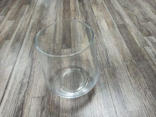 48 uds IVRIG Vaso, vidrio incoloro, 45 cl