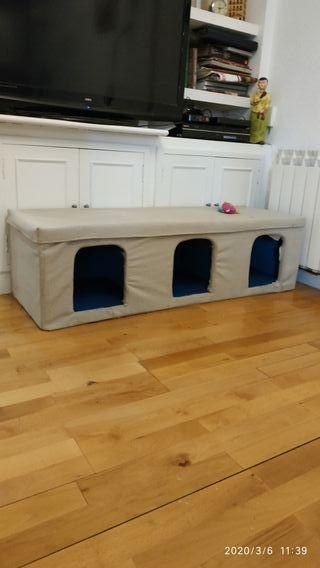 casita perro/gato