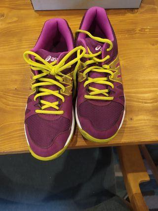 zapatillas padel asics mujer 41.5