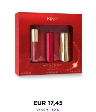 Kiko milano lipstick kit
