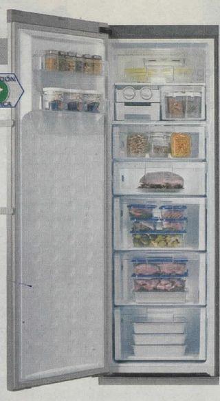 Congelador SAMSUNG RZ80EE segunda mano