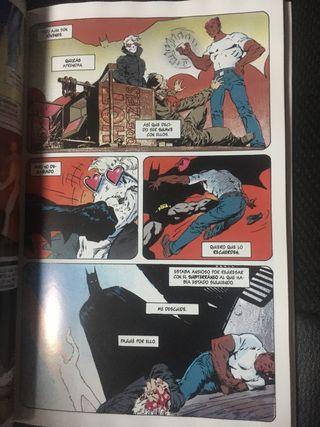 Batman The cult cómic