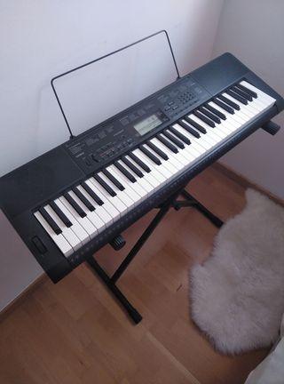 Teclado piano CASIO CTK 3200