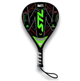 Pala Padel Steel Custom BLACK AIR