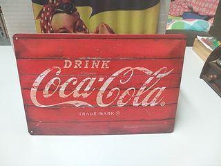 chapa de Coca-Cola