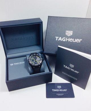 Reloj Tag Heuer Aquaracer Automatic Ref: CAJ2180-2