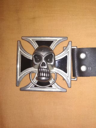 Cinturón Motero