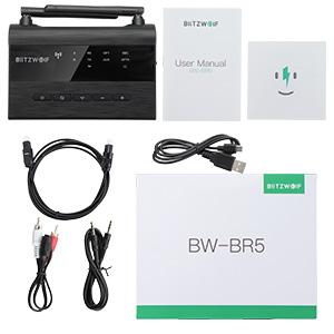 Receptor y Transmisor audio Bluetooth 5.0 y aptx