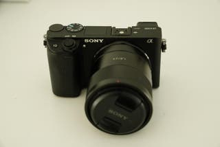 Sony 24mm 1'8 para APS-C