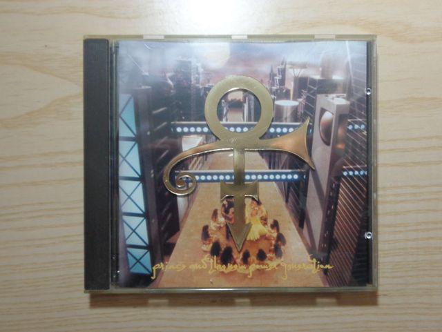 "Prince ""Love Symbol"" CD"
