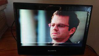 televisor de 22 pulgadas marca blu sens