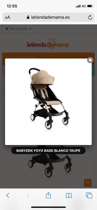 Silla de paseo YOYO Babyzen