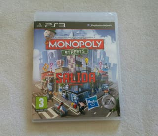 PS3 MONOPOLY