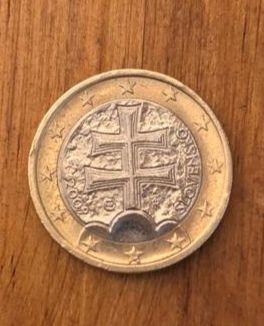 moneda de 1€. Slovenia 2009
