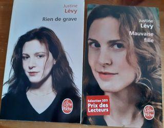 Livros en Francés de: Justine Levy