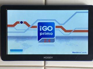 GPS iGO TRUCK Europa 2020 nuevo a estrenar