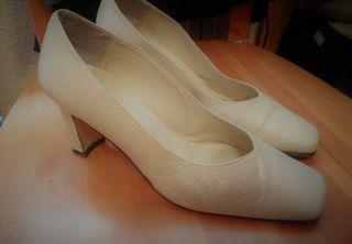 Zapatos novia 38