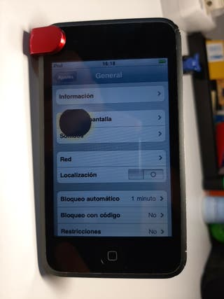 ipod touch 1 generación