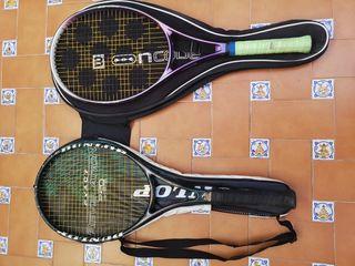 dos raketa de tenis 20 por las dos