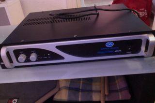 Etapa potencia amplificador Acoustic Control P200
