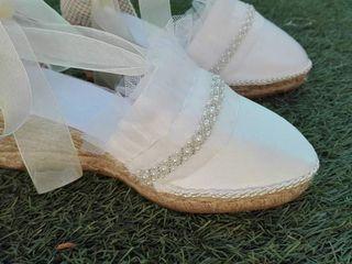 zapatillas/ alpargata niña