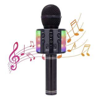 Micrófono karaoke (negro)