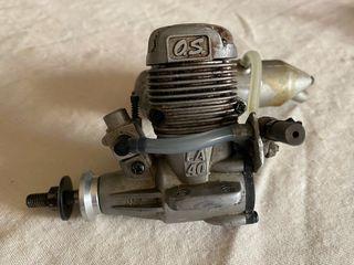 OS LA-40 motor Aeromodelismo Rc