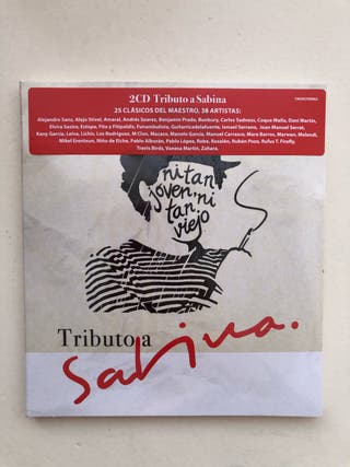 CD Tributo a Sabina