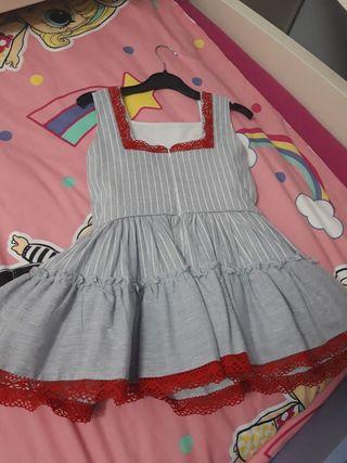 Vestido niña 5 años