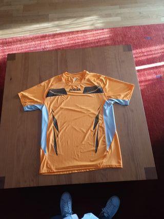 Camiseta Joma naranja Talla L sin estrenar