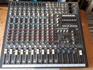 Mesa mezclas Mackie CFX12 Mixer