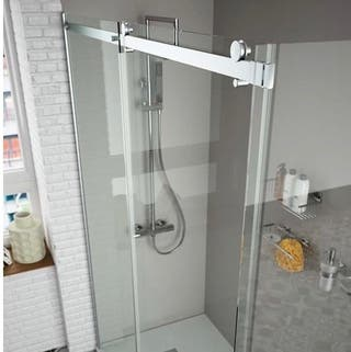 Mampara de ducha frontal HELSINKY de Salgar