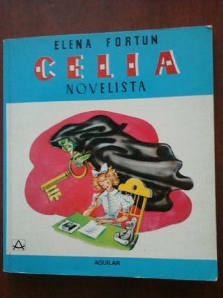 libro CELIA NOVELISTA