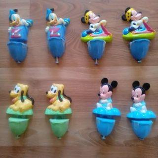 Soporte estantería Disney percha