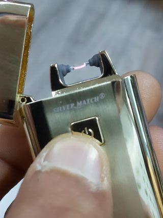 Mechero de Arco Electrico Plasma - Con batería