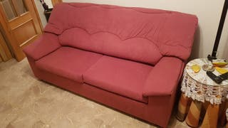 Sofá cama nuevo de 3 plazas.