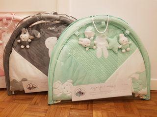 NUEVA - Olmitos Miffy Manta de Juegos bebe mint