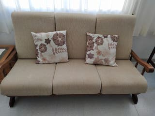 2 sofás en perfecto estado