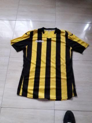 Camiseta futbol hombre Joma talla M