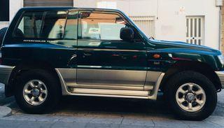 Mitsubishi Galloper 2002