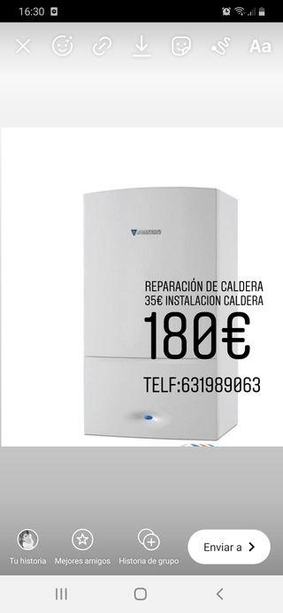 instalaciones de Gas,Climatización, calefacción