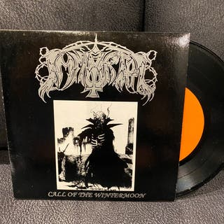 IMMORTAL Call of the Wintermoon EP Black Metal