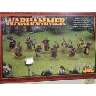 20 Flajelantes unidad Warhammer Imperio