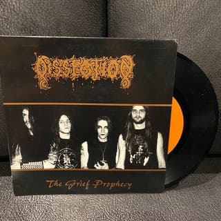 DISSECTION The Grief Prophecy EP Black Metal