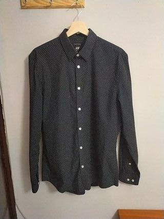 Camisa hombre H&M como nueva