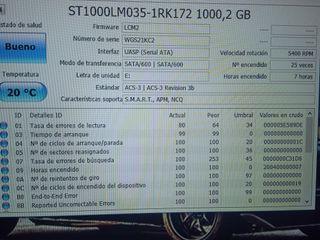 DISCO DURO 2.5'' 1 TB