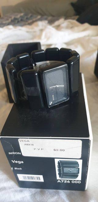 Reloj Nixon Vega Black