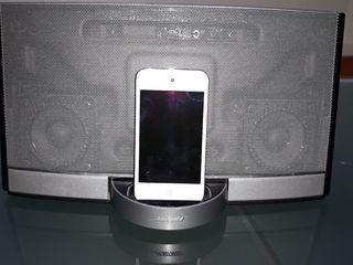 Bose soundock2 y Ipod 8G 4 generacion