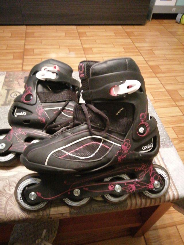 patines en línea T 38