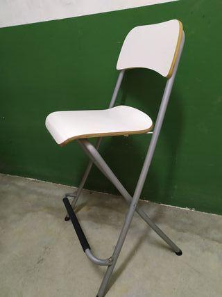 silla alta cocina o escritorio